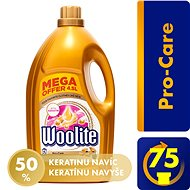 WOOLITE Pro-Care 4,5 l (75 pranie) - Prací gél