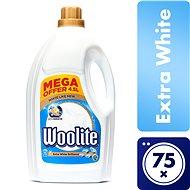 WOOLITE Extra White 4,5 l (75 pranie) - Prací gél