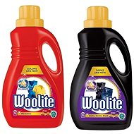 WOOLITE Mix Colors 1 l (16 praní) + WOOLITE Dark, Black & Denim 1 l (16 praní) - Súprava