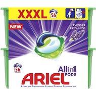 ARIEL Lavender Fresh 3 v 1 56ks - Kapsuly na pranie