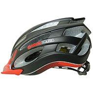 Haven Toltec II black/red - Cyklistická helma