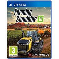 Farming Simulator 18 - PS VITA - Hra pre konzolu