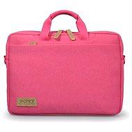 "Taška na notebook PORT DESIGNS Torino Toploading 13.3"" ružová"