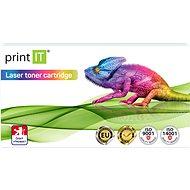 PRINT IT Brother TN1030 čierny - Alternatívny toner