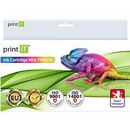 PRINT IT Canon súprava PGI-5Bk + CLI-8C/M/Y/Bk - Alternatívny atrament