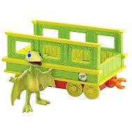 Dinosaur Train - Prcek s vagóniky - Herná súprava