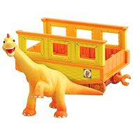 Dinosaur Train - Ned s vagóniky - Herná súprava