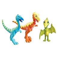 Dinosaur Train - Derek, Ollie a pán Pteranodon - Herná súprava