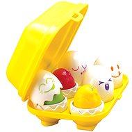 Zábavné pískacie vajíčka - Herná súprava