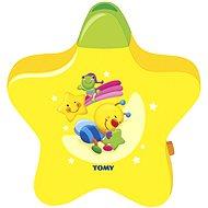 Hudobný projektor - Žltá hviezda - Nočné svetlo