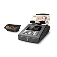 SAFESCAN 6185 šedá - Stolná počítačka bankoviek