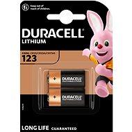 Duracell Ultra CR123A 2 ks - Batéria