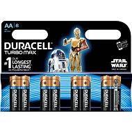 Duracell Turbo Max AA 8 ks (edícia StarWars) - Batéria