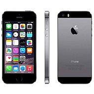 iPhone 5S 16GB (Space Grey) čierno-sivý - Mobilný telefón