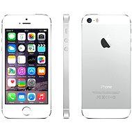 iPhone 5S 16 GB (Silver) strieborný - Mobilný telefón