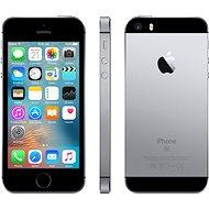 iPhone SE 128GB Vesmírne sivý - Mobilný telefón
