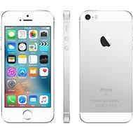 iPhone SE 128 GB Strieborný - Mobilný telefón