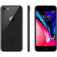 iPhone 8 64 GB Vesmírne sivý - Mobilný telefón
