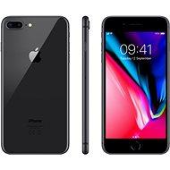 iPhone 8 Plus 64 GB Vesmírne sivý - Mobilný telefón