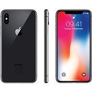 iPhone X 64 GB Vesmírne sivý - Mobilný telefón
