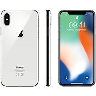 iPhone X 64 GB Strieborný - Mobilný telefón