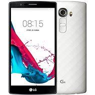 LG G4 (H815) Ceramic White - Mobilný telefón