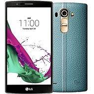 LG G4 (H815) Leather Sky Blue - Mobilný telefón
