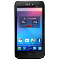 ALCATEL ONETOUCH 5035D X´POP Raven Black Dual SIM so zľavou