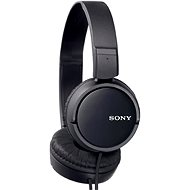 Sony MDR-ZX110 čierna - Slúchadlá