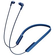Sony MDR-XB70BTL modré - Slúchadlá