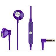 Sony stereo headset STH30 Purple - Slúchadlá s mikrofónom