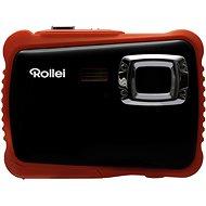 Rollei Sportsline 65 čierno-oranžový + taška zadarmo - Digitálny fotoaparát
