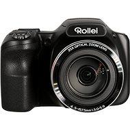 Rollei Powerflex 350 čierny - Digitálny fotoaparát