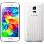 Samsung Galaxy S5 Mini (SM-G800) Shimmer White - Mobilný telefón