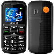 Aligator A420 Senior Black + Stolová nabíjačka - Mobilný telefón