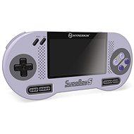 SupaBoy S SNES Portable Console - Herná konzola
