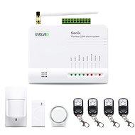 EVOLVEO Sonix - bezdrôtové zabezpečenie majetku - Domový alarm