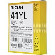 Ricoh GC41YL žltý - Toner