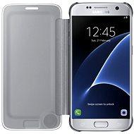 Samsung EF-ZG930C strieborné - Puzdro na mobilný telefón