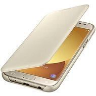 Samsung EF-WJ530C zlaté - Puzdro na mobilný telefón