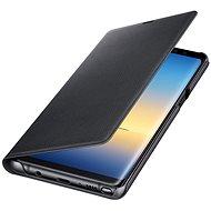 Samsung EF-NN950P LED View pre Galaxy Note8 čierne - Puzdro na mobilný telefón