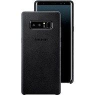 Samsung EF-XN950A Alcantara Cover pre Galaxy Note8 čierny - Ochranný kryt