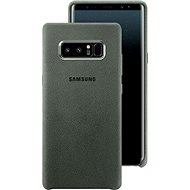Samsung EF-XN950A Alcantara Cover pre Galaxy Note8 kaki