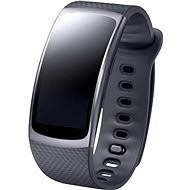 Samsung Gear Fit2 čierne - Inteligentné hodinky
