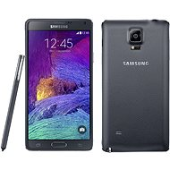 Samsung Galaxy Note 4 (SM-N910F) Charcoal Black - Mobilný telefón