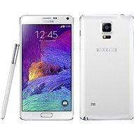 Samsung Galaxy Note 4 (SM-N910F) Frost White - Mobilný telefón