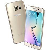 Samsung Galaxy S6 edge (SM-G925F) 128GB Gold Platinum - Mobilný telefón