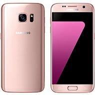Samsung Galaxy S7 ružový - Mobilný telefón