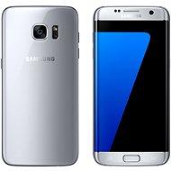 Samsung Galaxy S7 edge strieborný - Mobilný telefón