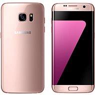 Samsung Galaxy S7 edge ružový - Mobilný telefón
